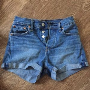 Levi Strauss & Co. Demin Shorts